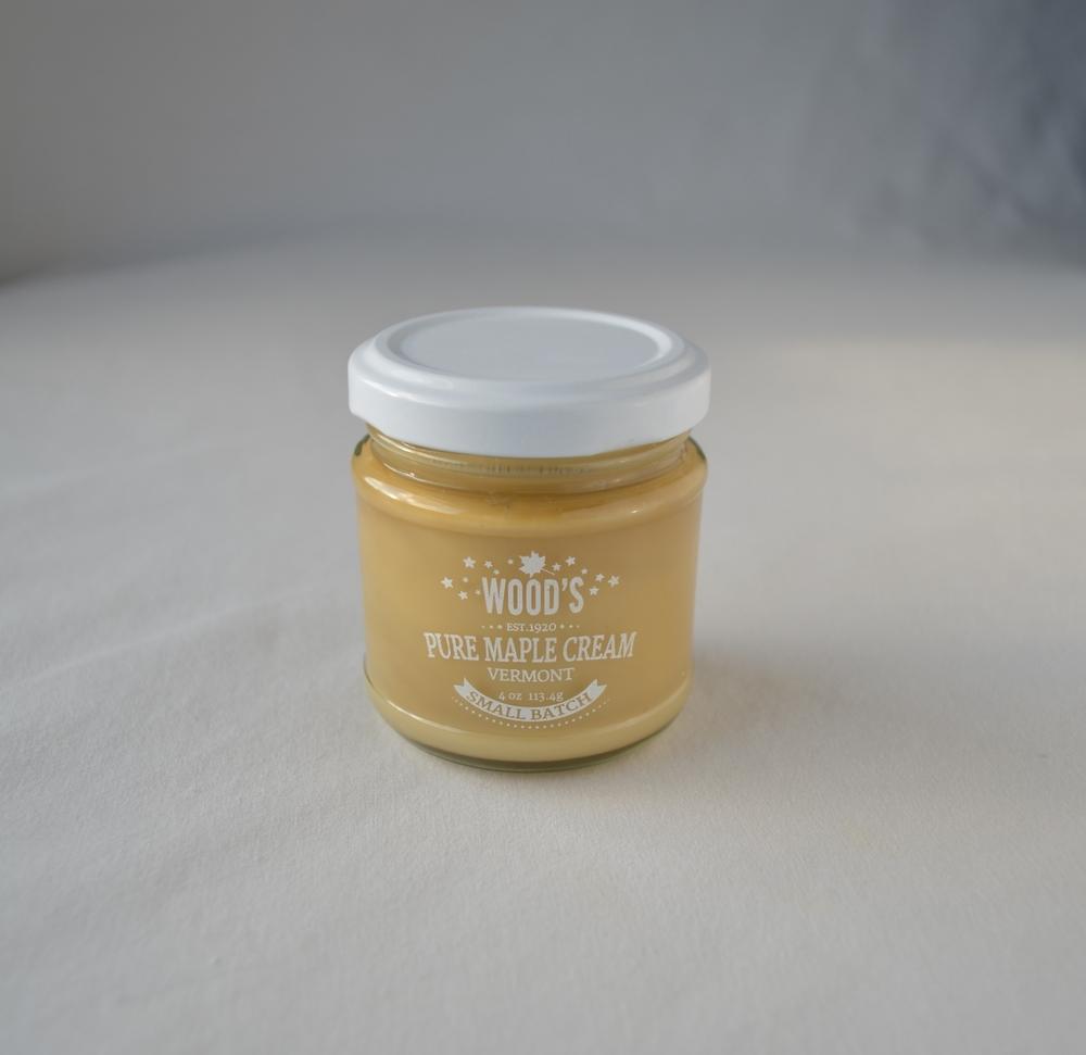 Cinnamon Maple Cream 4oz