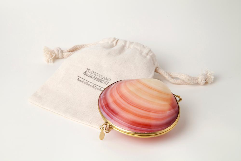 Ylang Ylang & Grapefruit Solid Perfume
