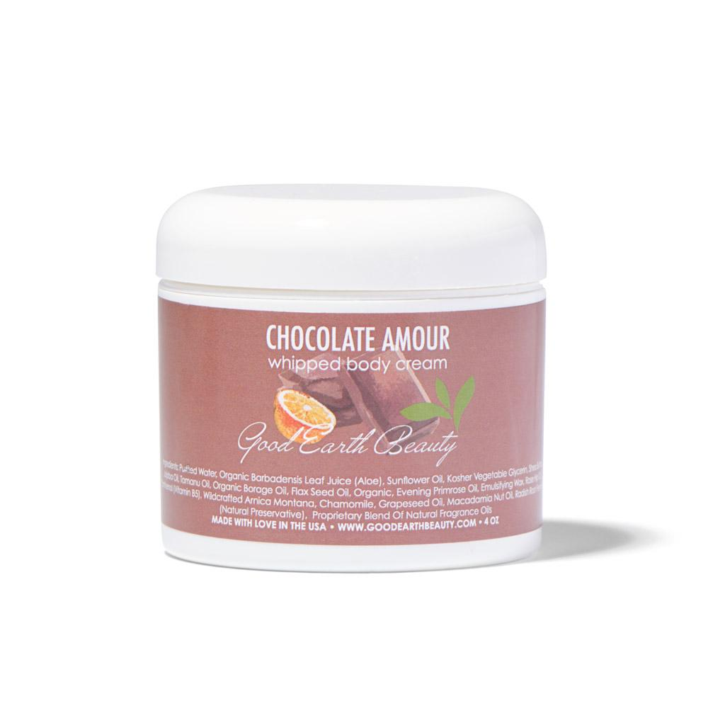 Body Cream - All Natural Chocolate Amour by Good Earth Beauty