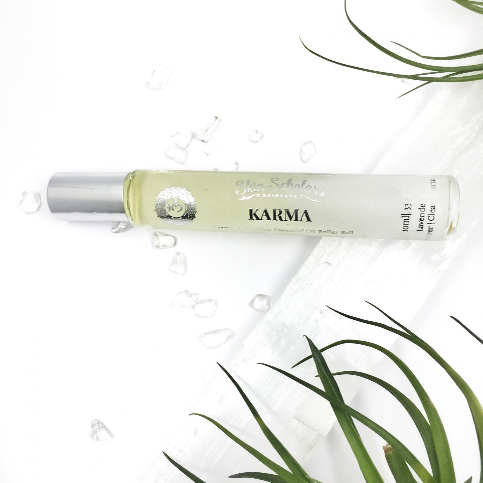 Karma Chakra Enhancing Essential Oil Roller Ball