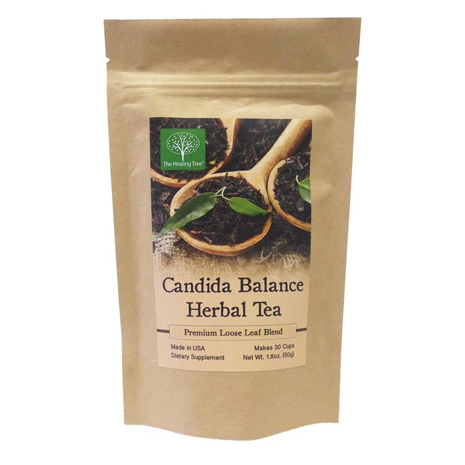 Candida Balance Herbal Tea