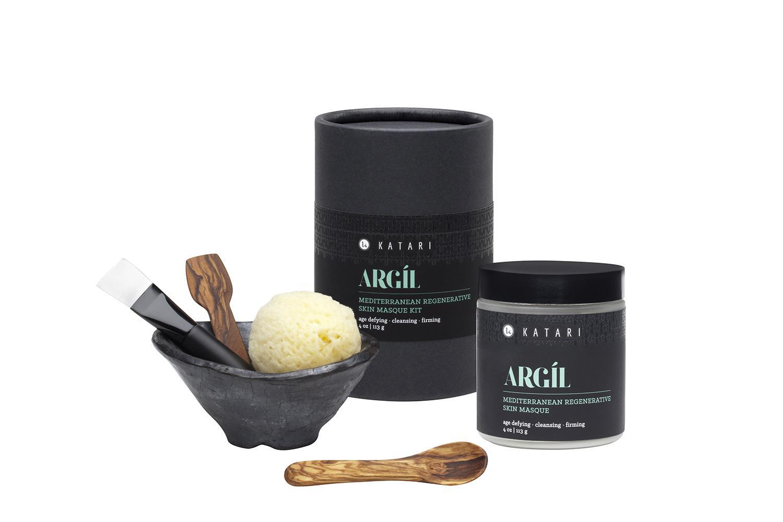 Argil - Mediterranean Green Clay Facial Masque Kit