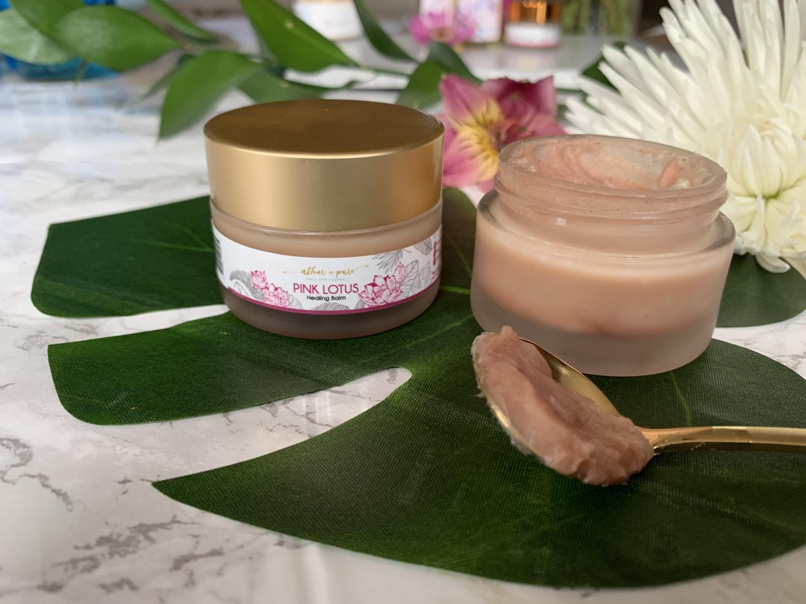 Pink Lotus Hydrating Facial Balm