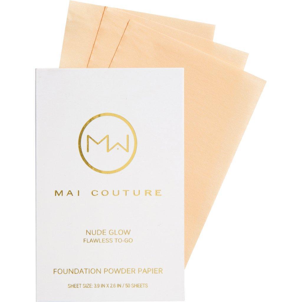 Foundation Powder Paper (Nude Glow)