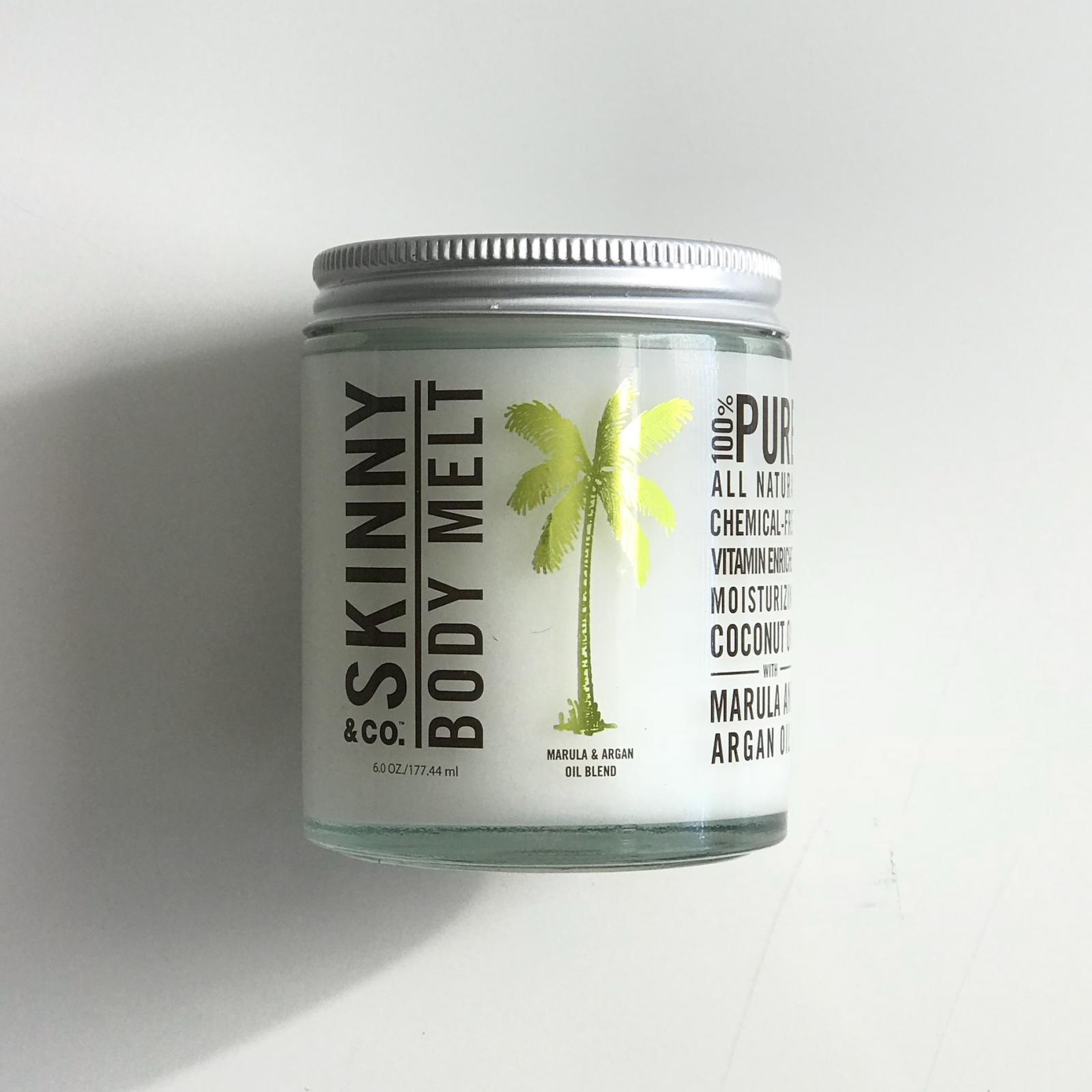 Skinny & Co Body Melt Marula Argan