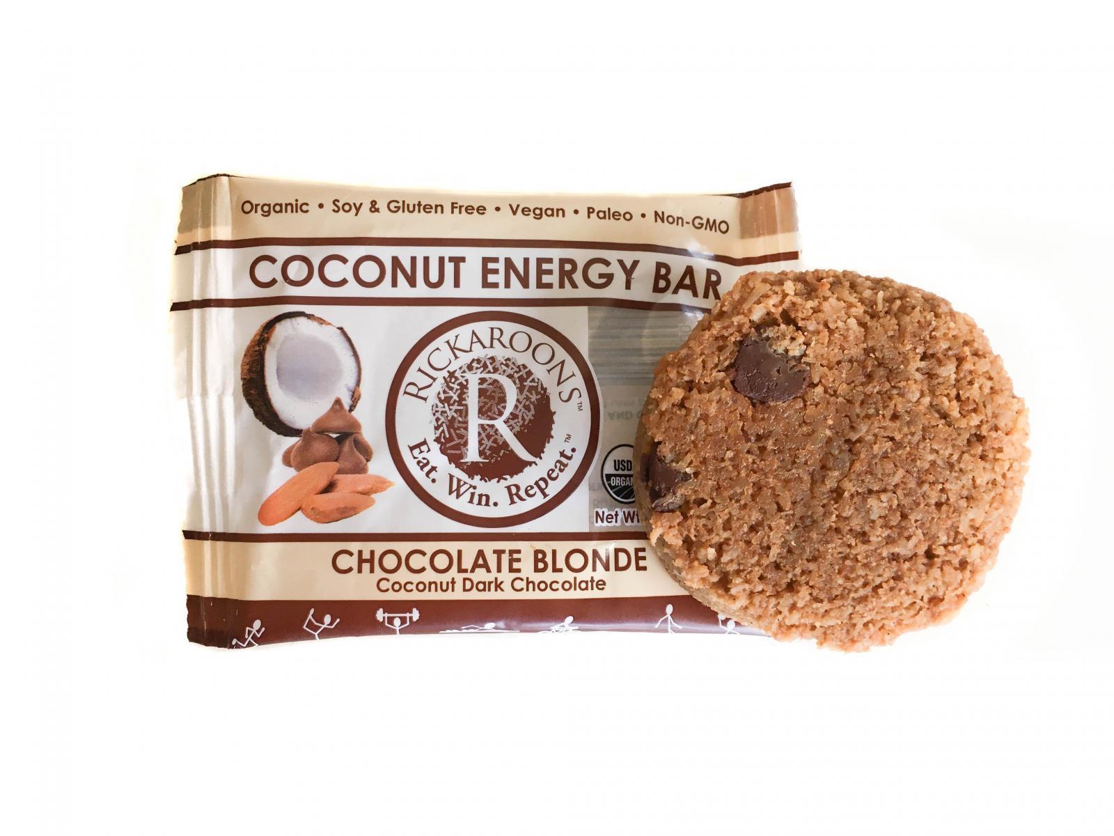 Chocolate Blonde - Coconut Chocolate Chip