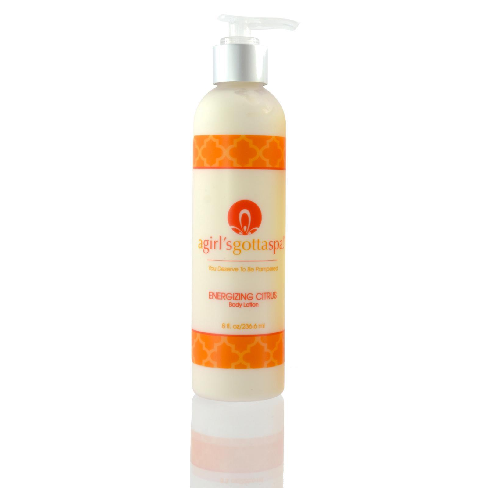 Energizing Citrus Body Lotion