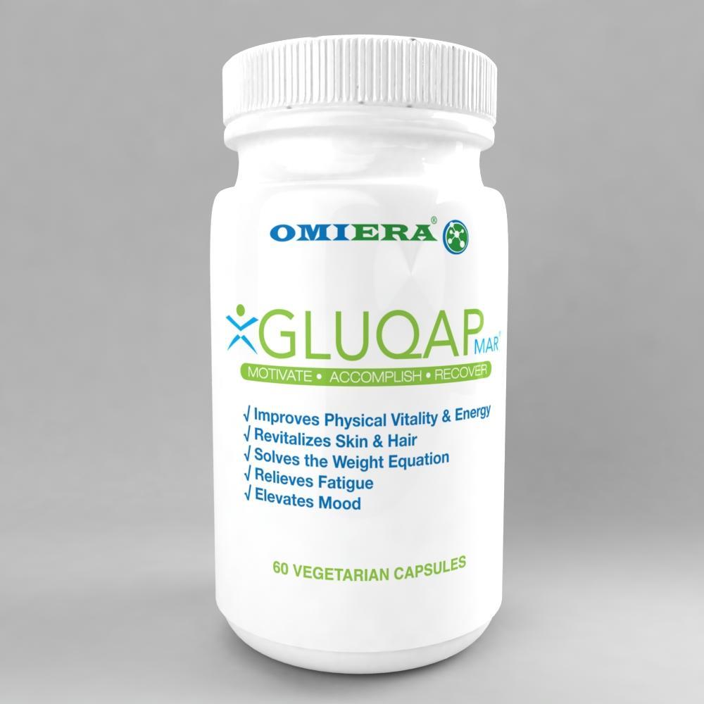 Natural Glutathione Detox Anti-Aging Supplement (60 Capsules)