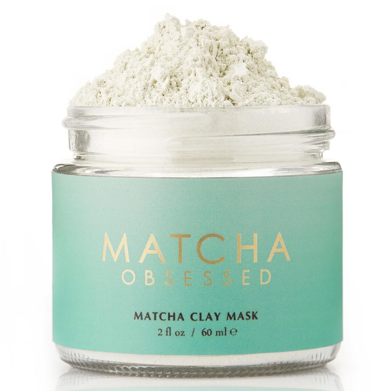 Matcha Mask + Jade Roller Gift Set