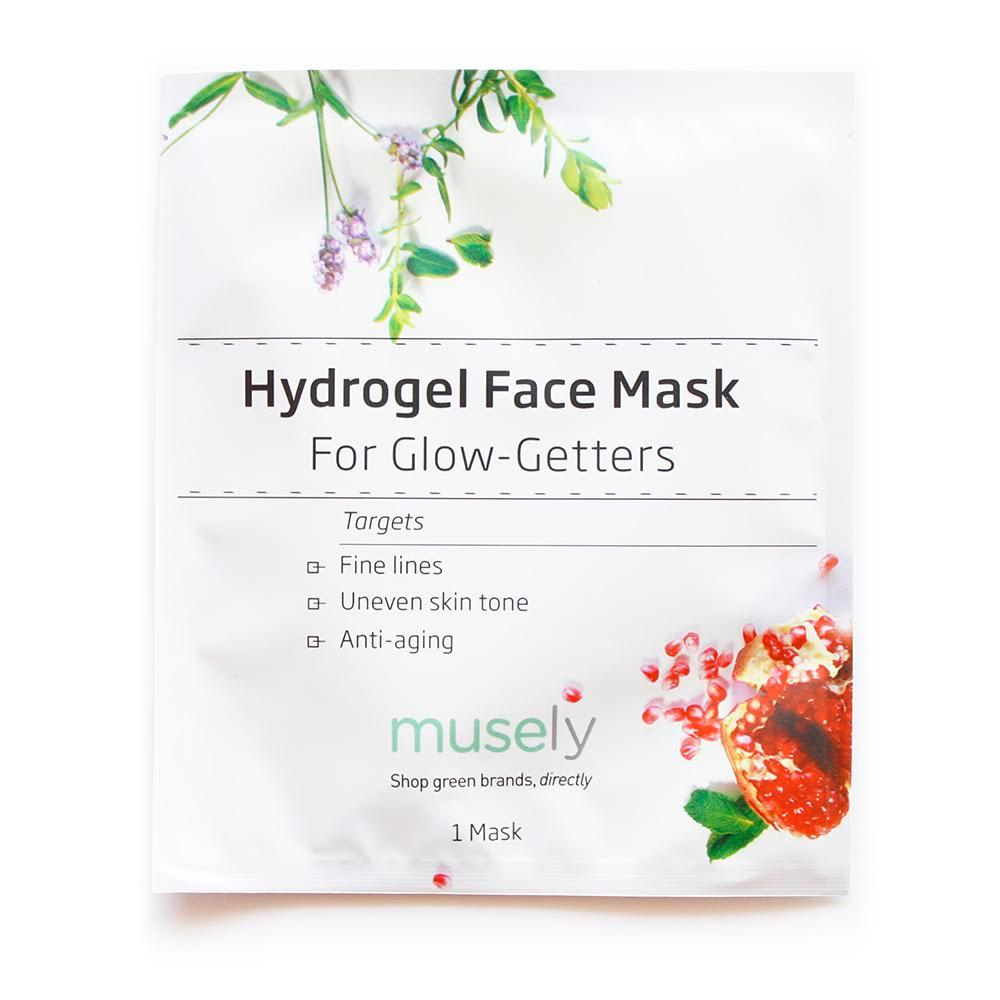 Hydrogel Face Mask - For Glow-Getters