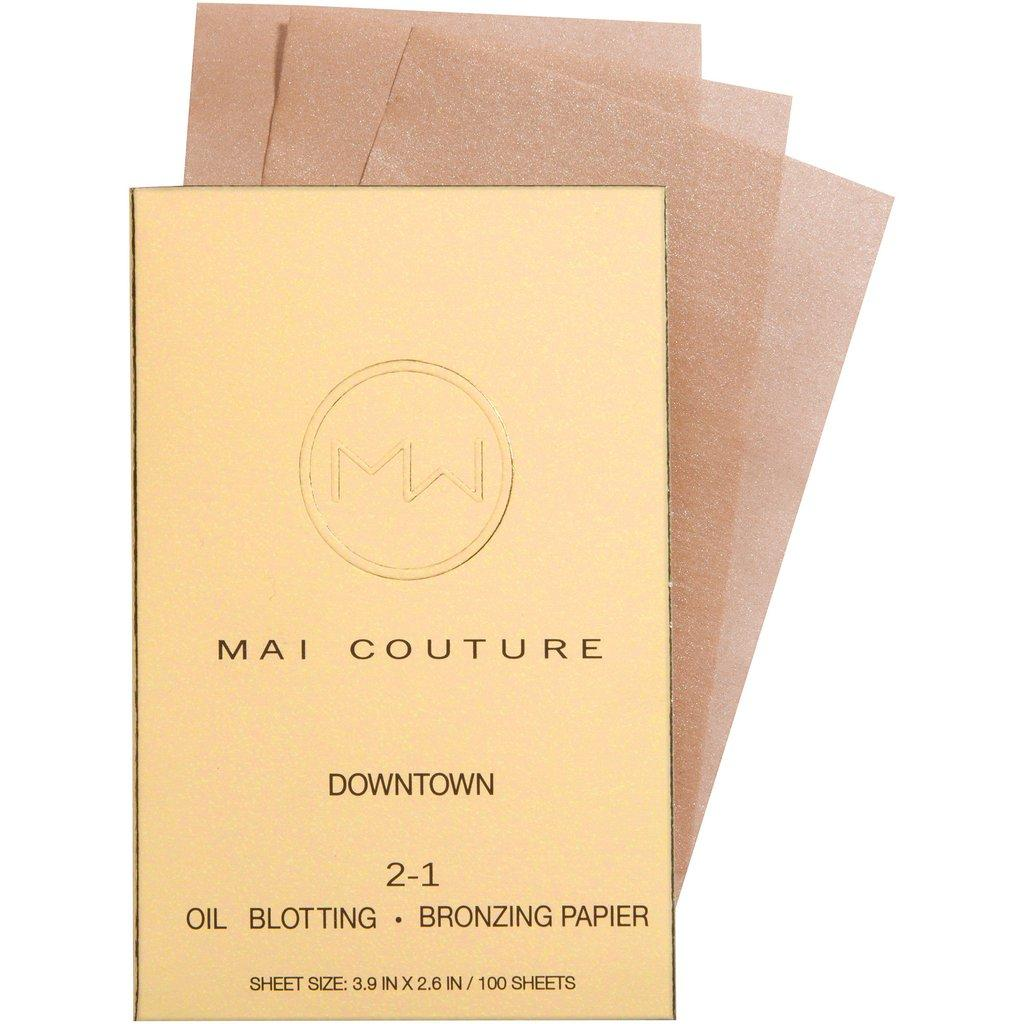 2-1 Blotting/ Bronzing Paper (Downtown)