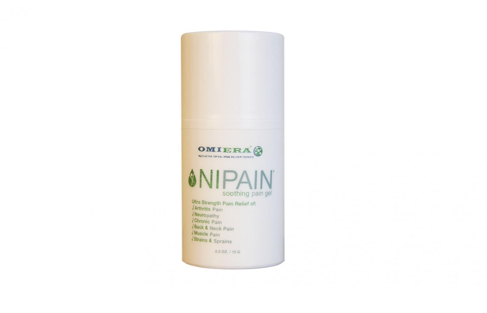 Nipain Arthritis & Muscle All Natural Pain Relief Cream (15g)