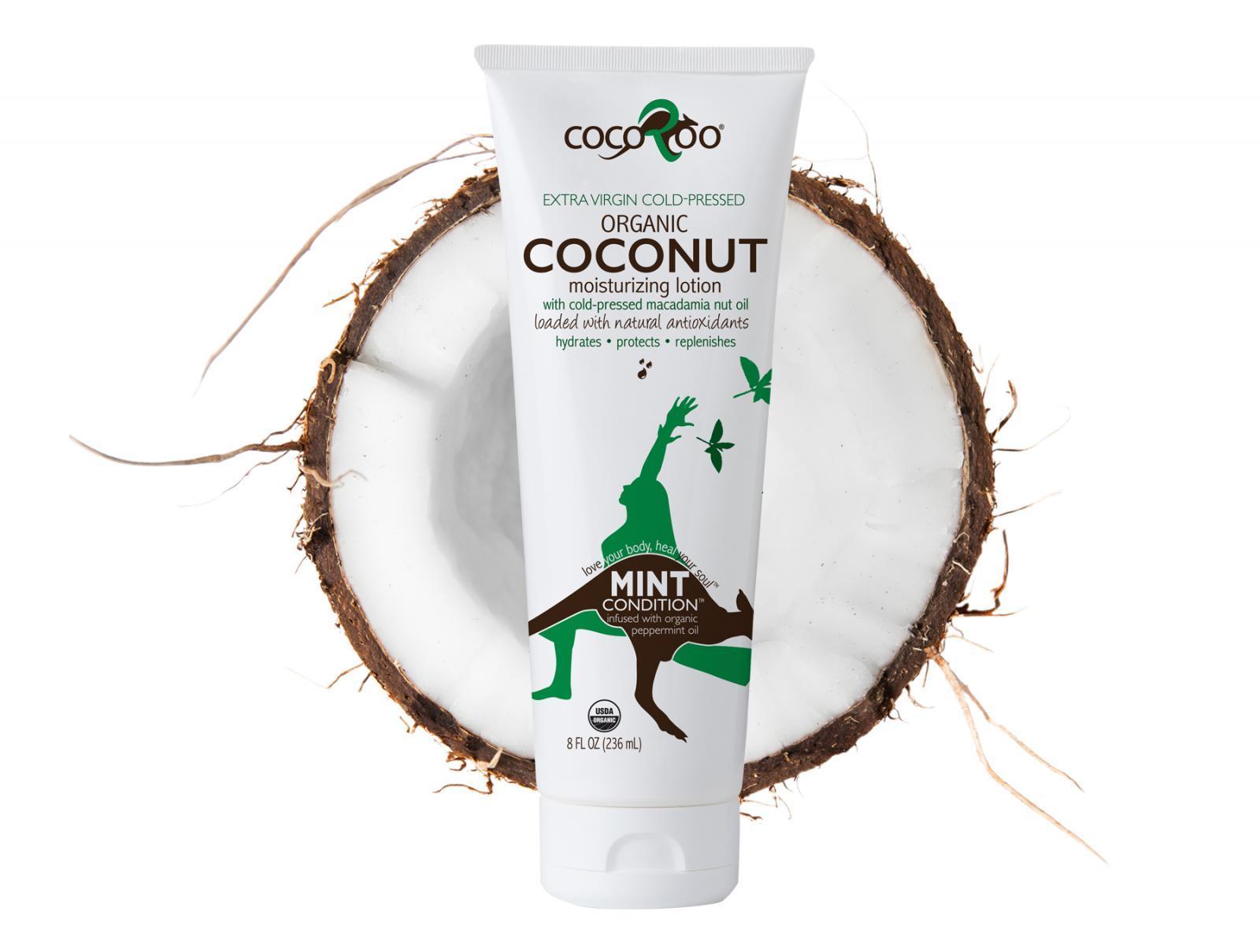 Mint Condition Coconut Oil Moisturizer