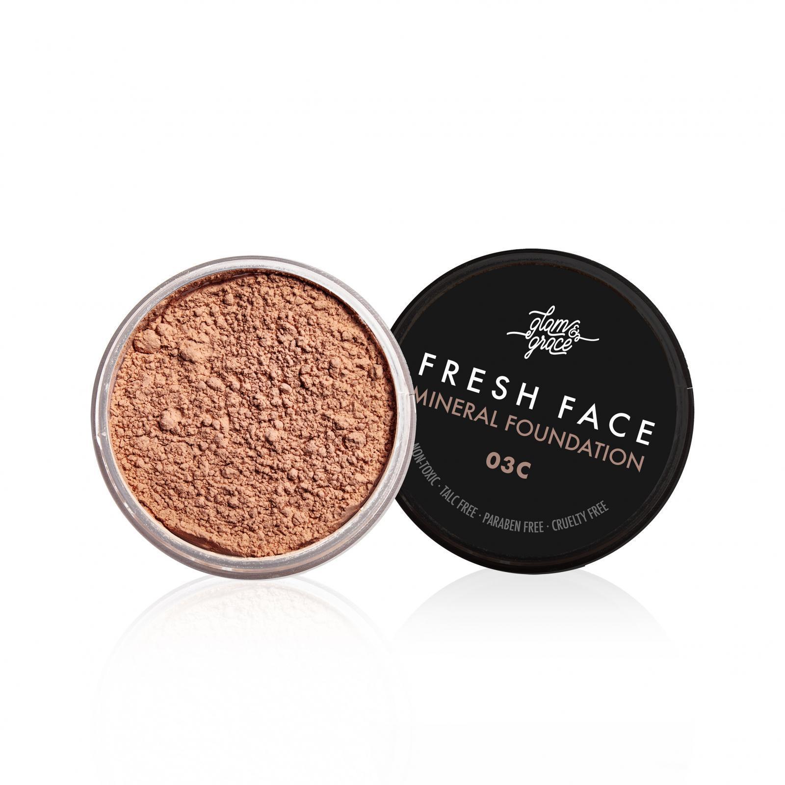 FRESH Face Mineral Foundation Powder - Tan 03C
