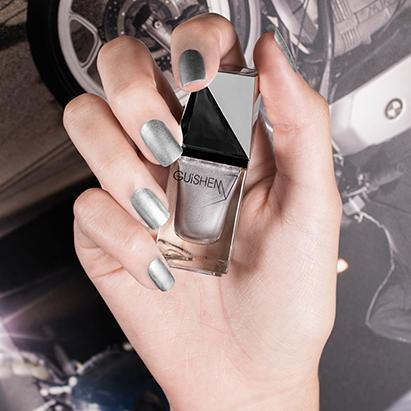 GUiSHEM Premium Nail Lacquer Metal Luxe Chrome, Selfie - 420