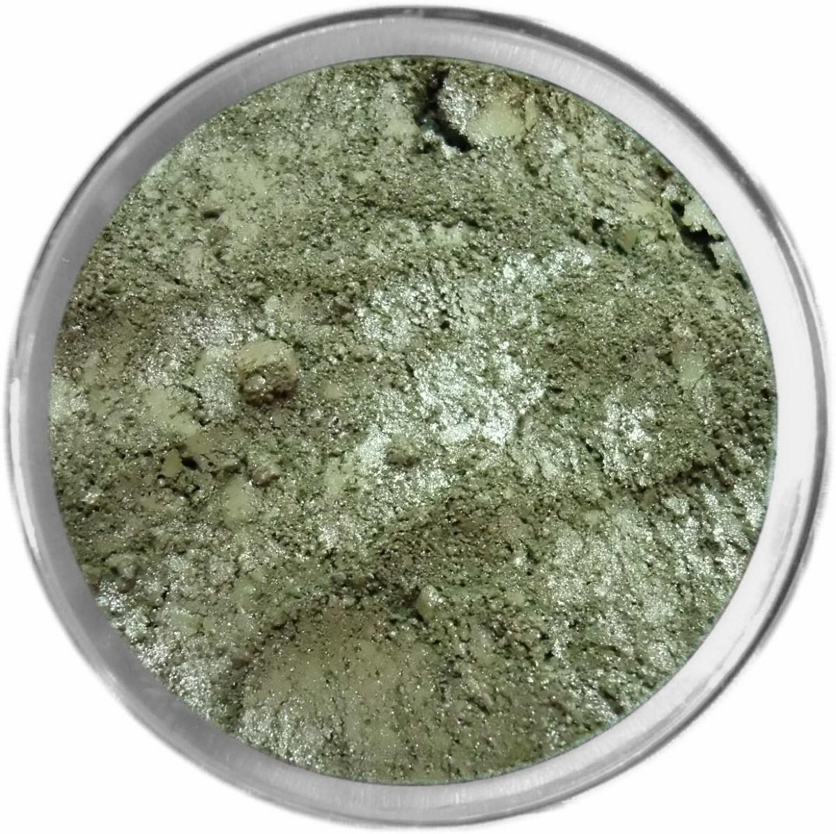 ARMY GREEN loose powder mineral multi-use color makeup bare earth pigment minerals