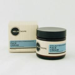 Shea Butter & Pomegranate Face Cream
