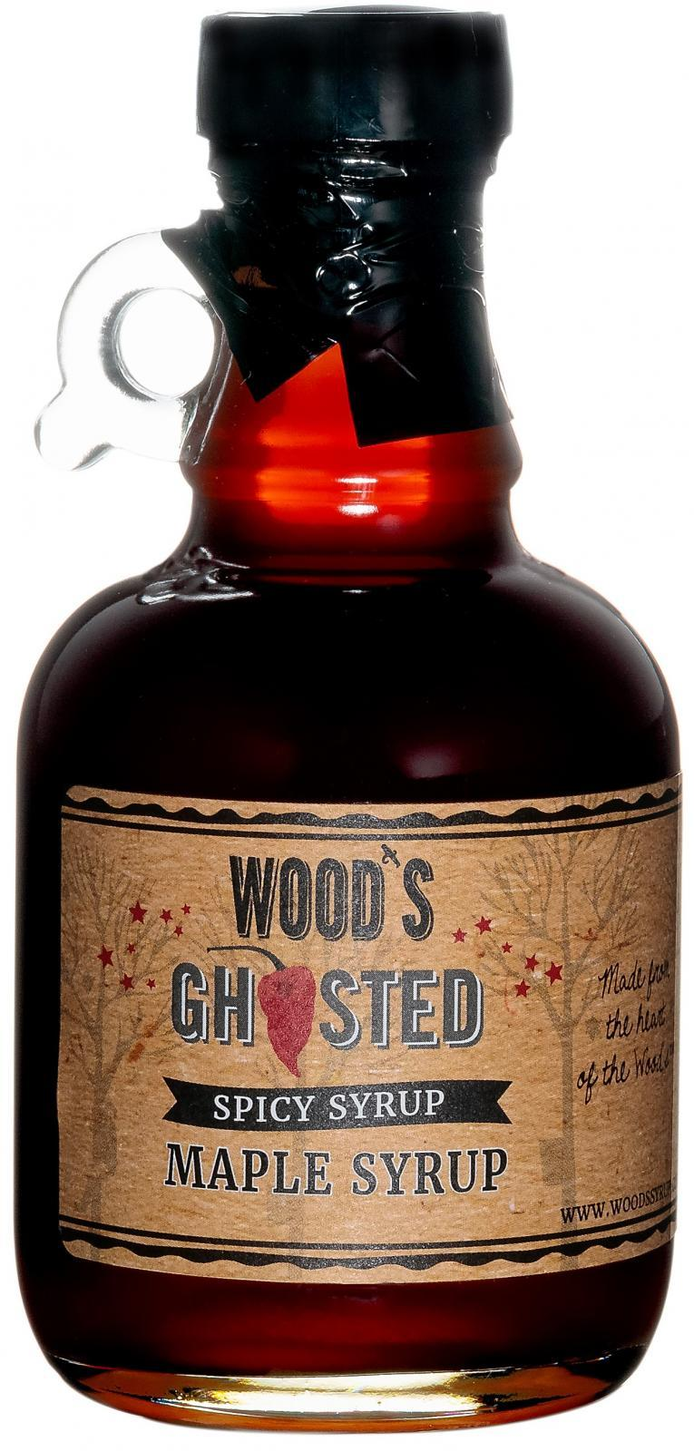 Ghosted Syrup