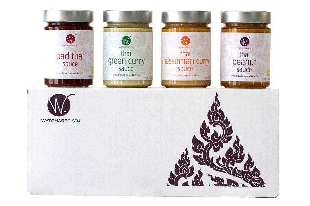 Thai Sauces Gift Set (4 pack)