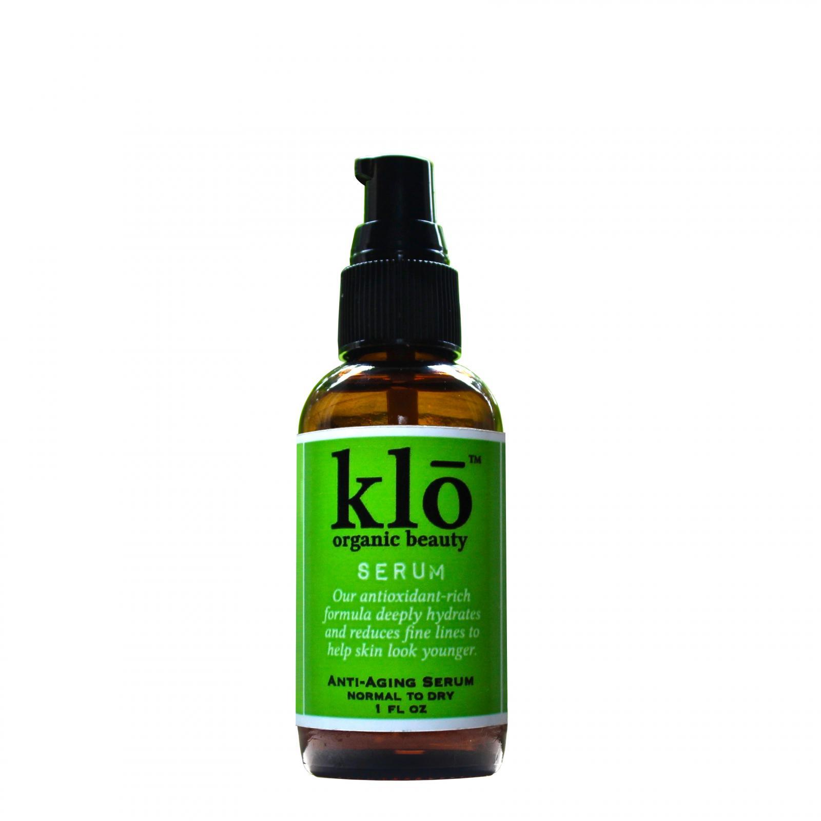 Anti-Aging Serum (normal-dry skin)