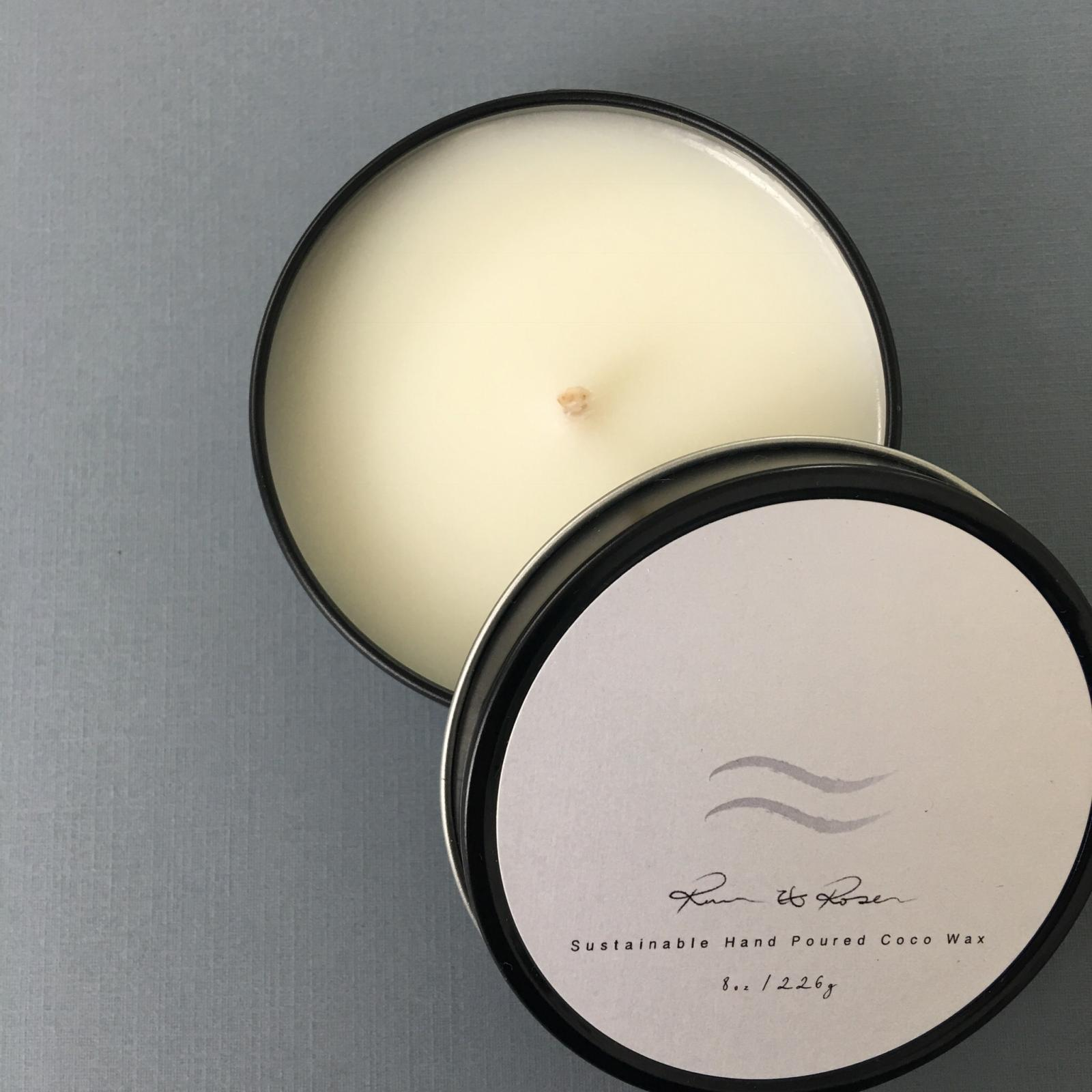 Jasmine Fragranced Candle