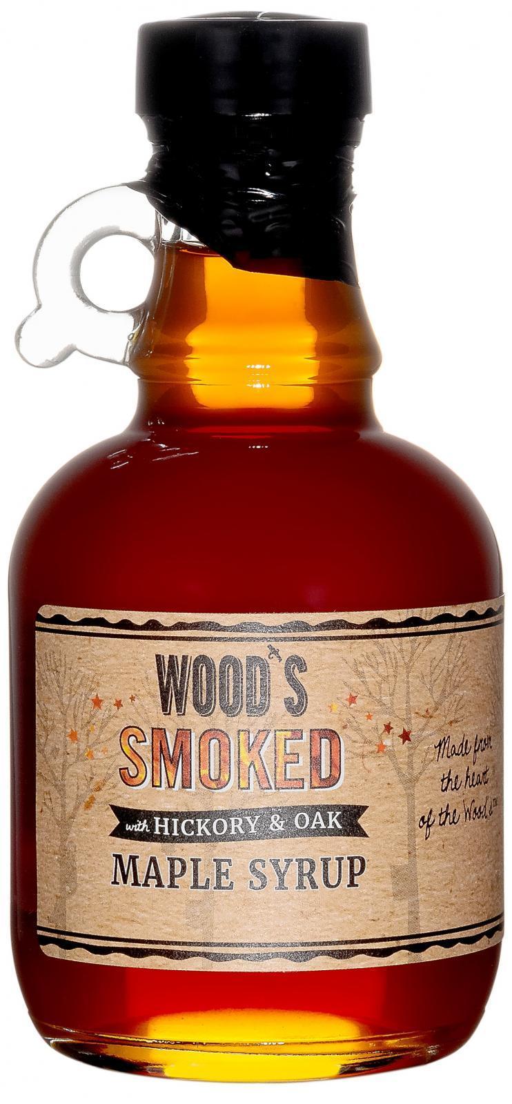 Smoked Syrup