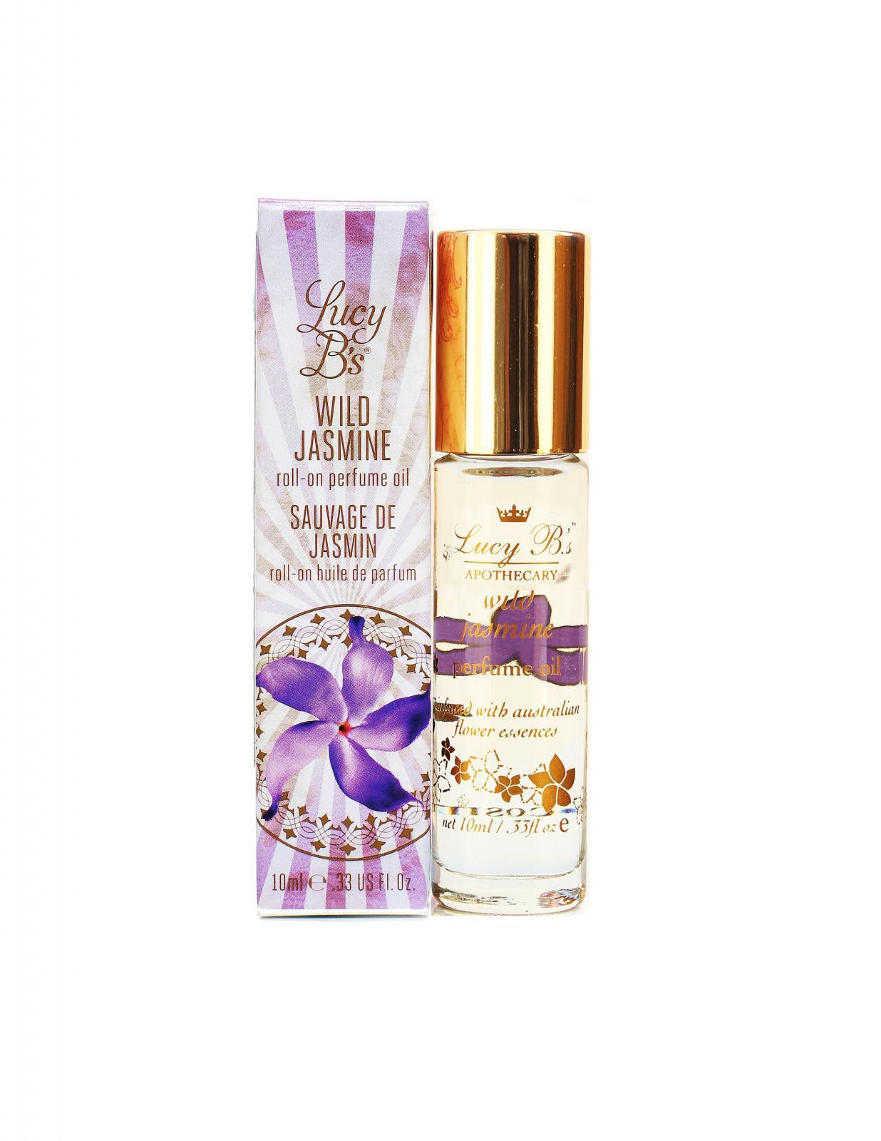 Wild Jasmine Roll-on Oil