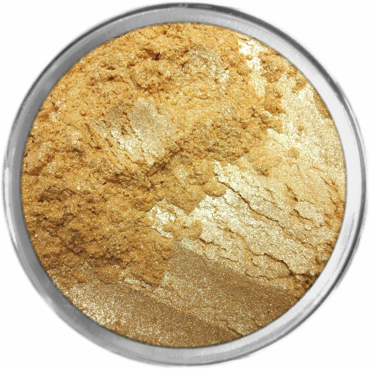 24K Gold loose powder mineral multi-use color makeup bare earth pigment minerals