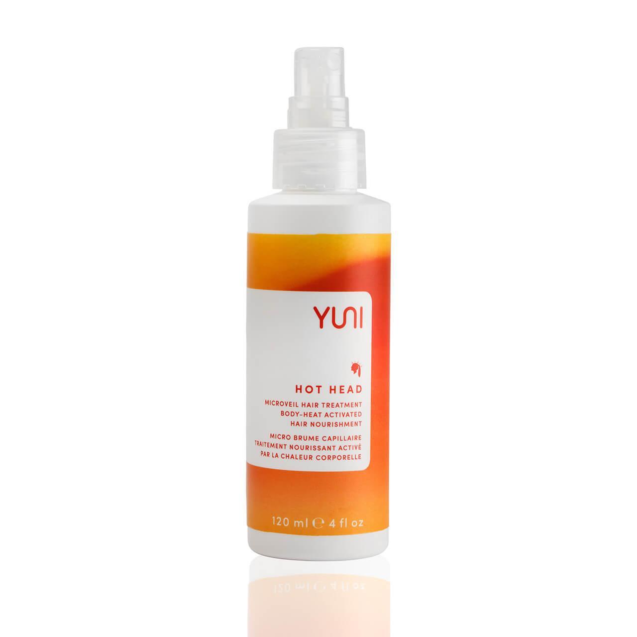 HOT HEAD Microveil Hair Treatment