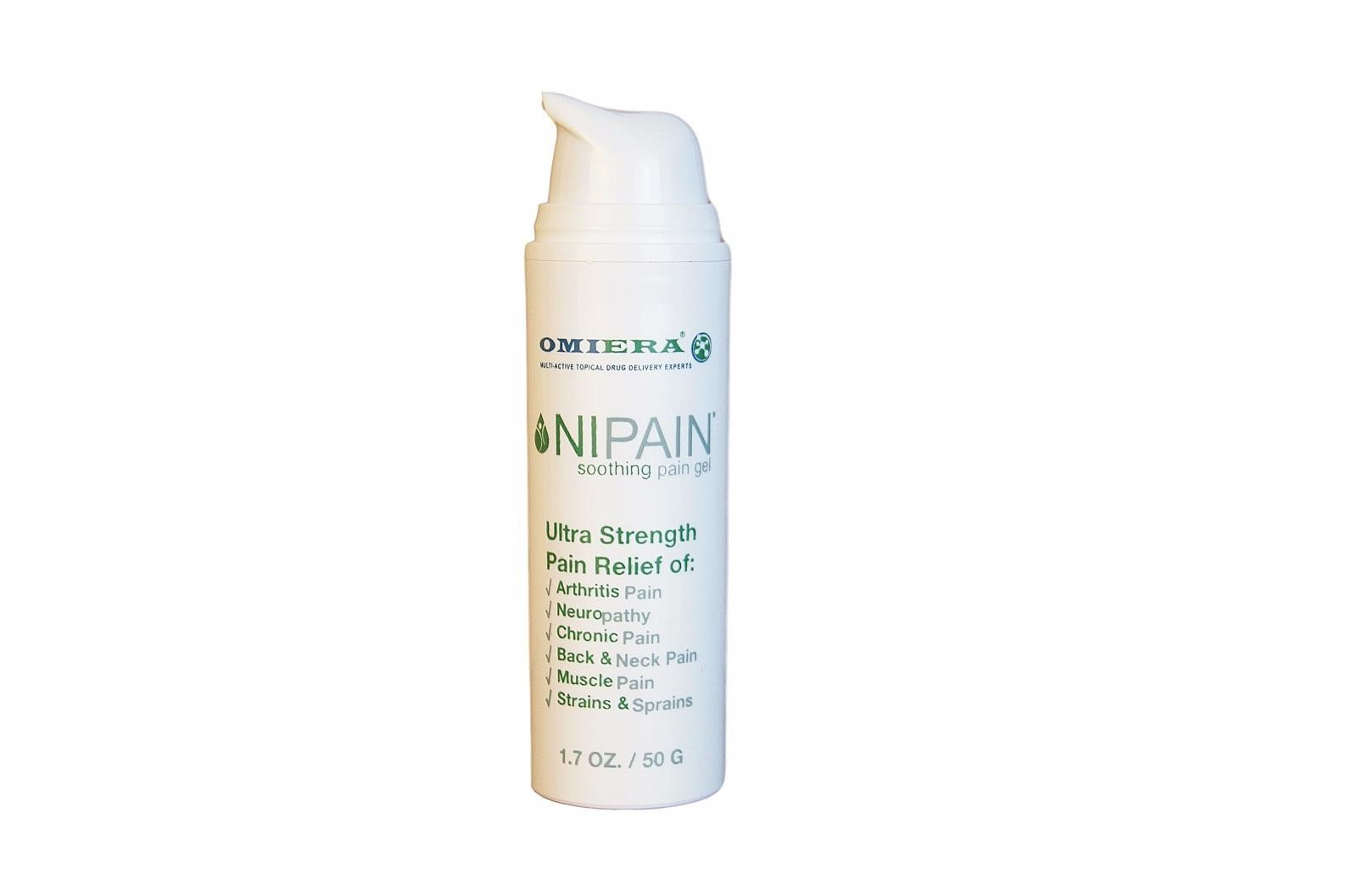 Nipain Arthritis & Muscle All Natural Pain Relief Cream (50g)