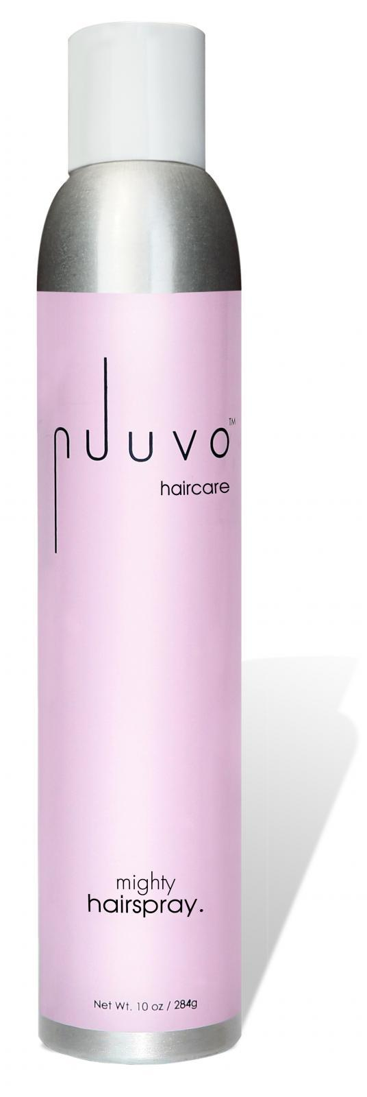 Nuuvo Haircare Mighty Hairspray - Paraben + Sulfate Free