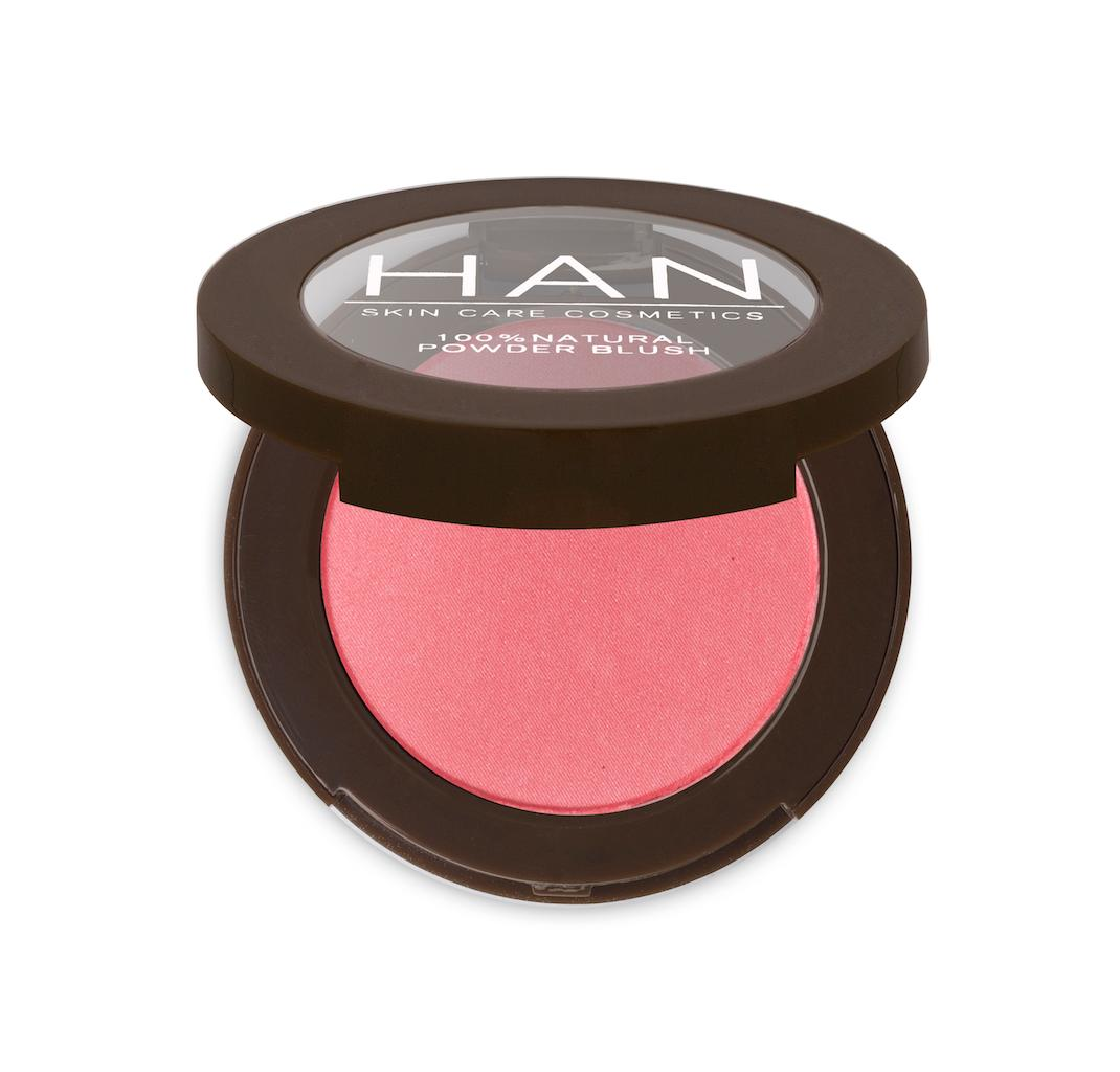 HAN Skin Care Cosmetics Pressed Blush - Strawberry Pink