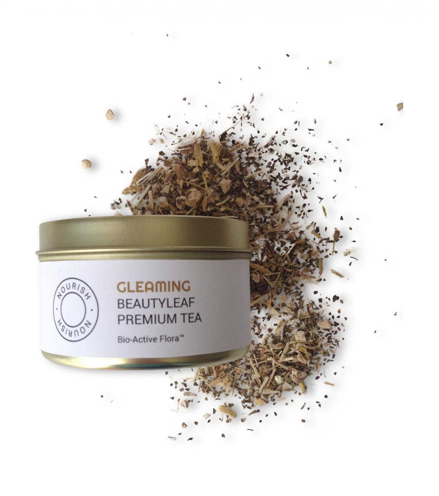 Gleaming BeautyLeaf Premium Tea