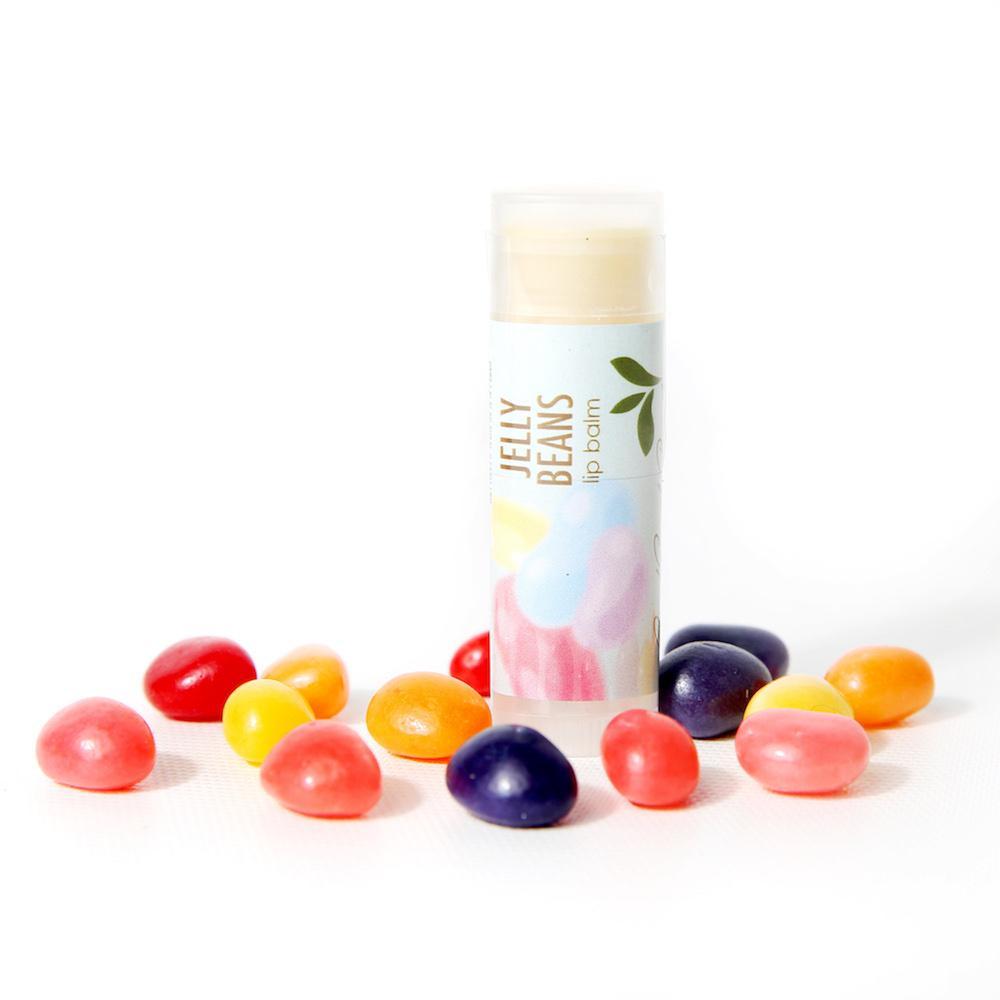 Lip Balm Jelly Beans Vegan Easter Gift Basket idea