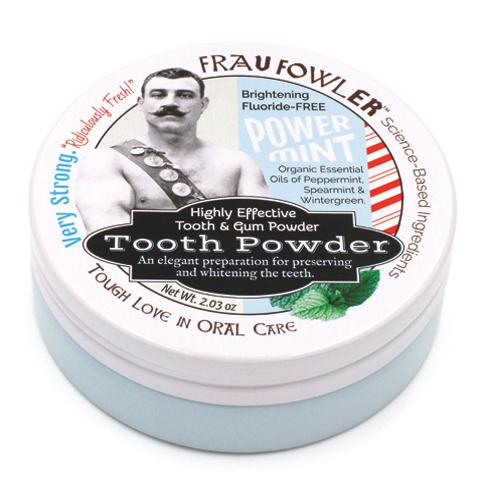 Power Mint  Tooth and Gum Powder