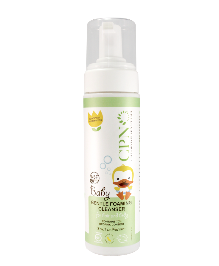 CPN Baby Gentle Foaming Cleanser