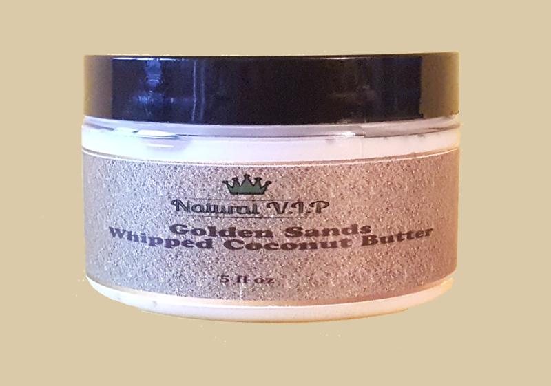 Whipped Coconut Body Butter - All Natural Chemical Free
