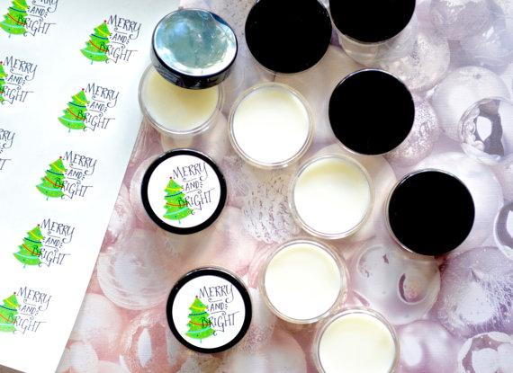 Holiday Vanilla Honey Lip Balm Gift - 25 pcs.