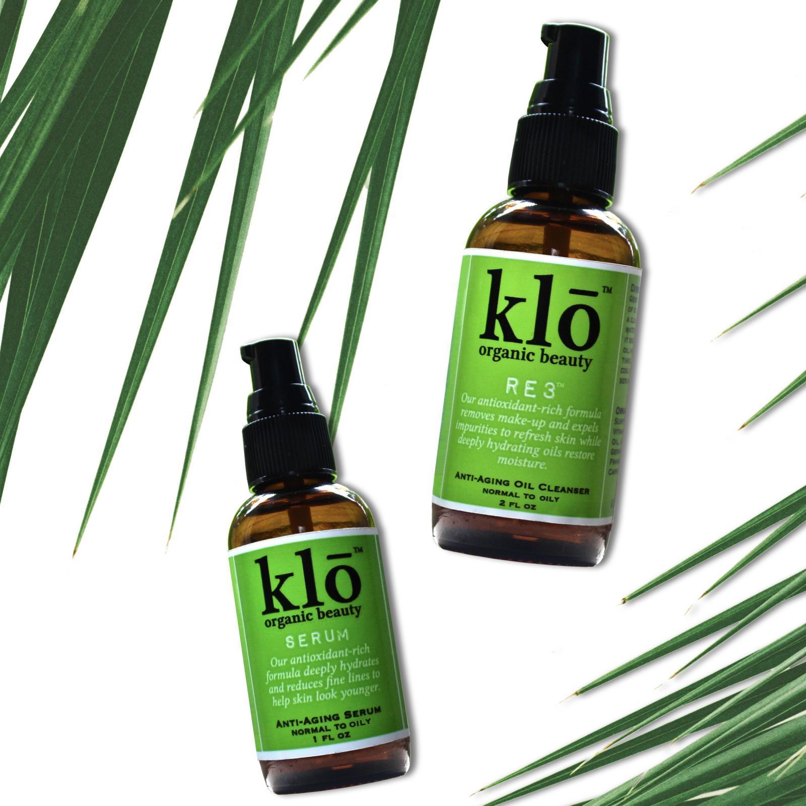 RE3 Oil Cleanser + Serum Duo (oily/acne prone skin)