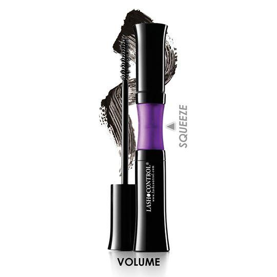 LashControl® Volumizing and Conditioning Mascara in 2xBlack