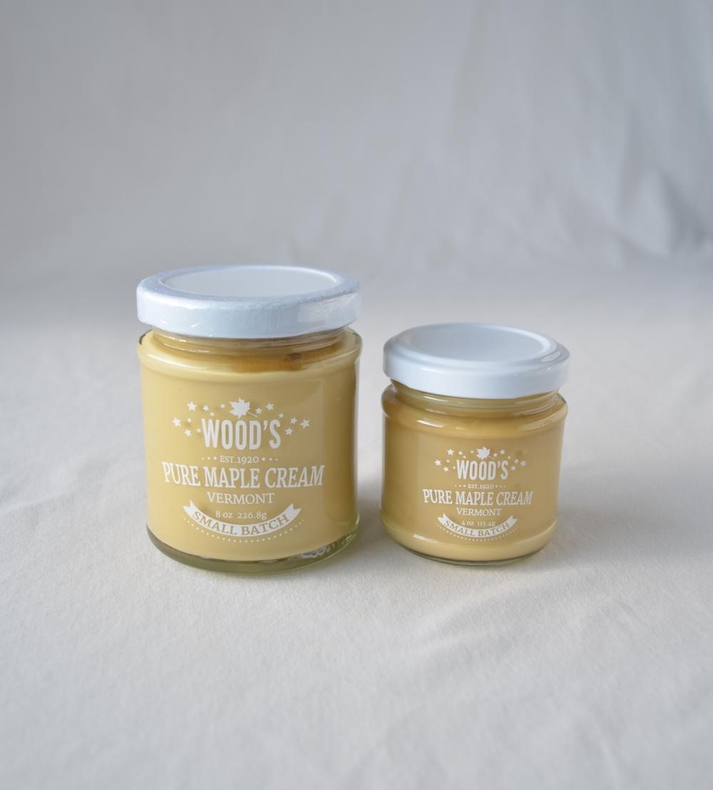 Cinnamon Maple Cream 8 oz