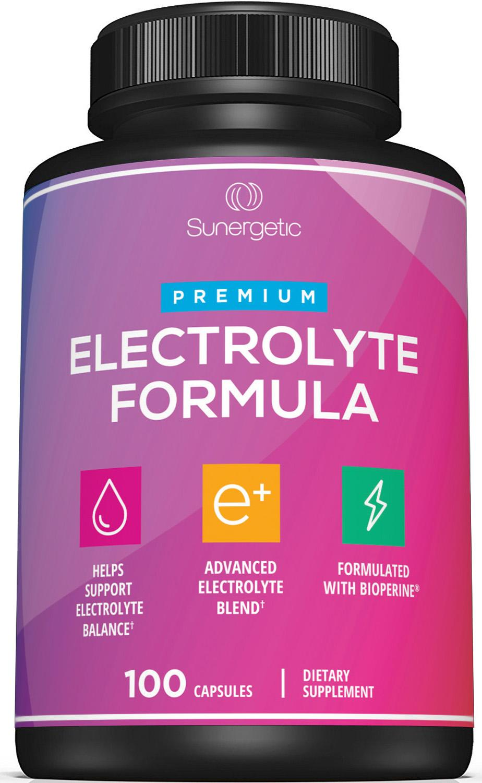 Sunergetic Premium Electrolyte Capsules