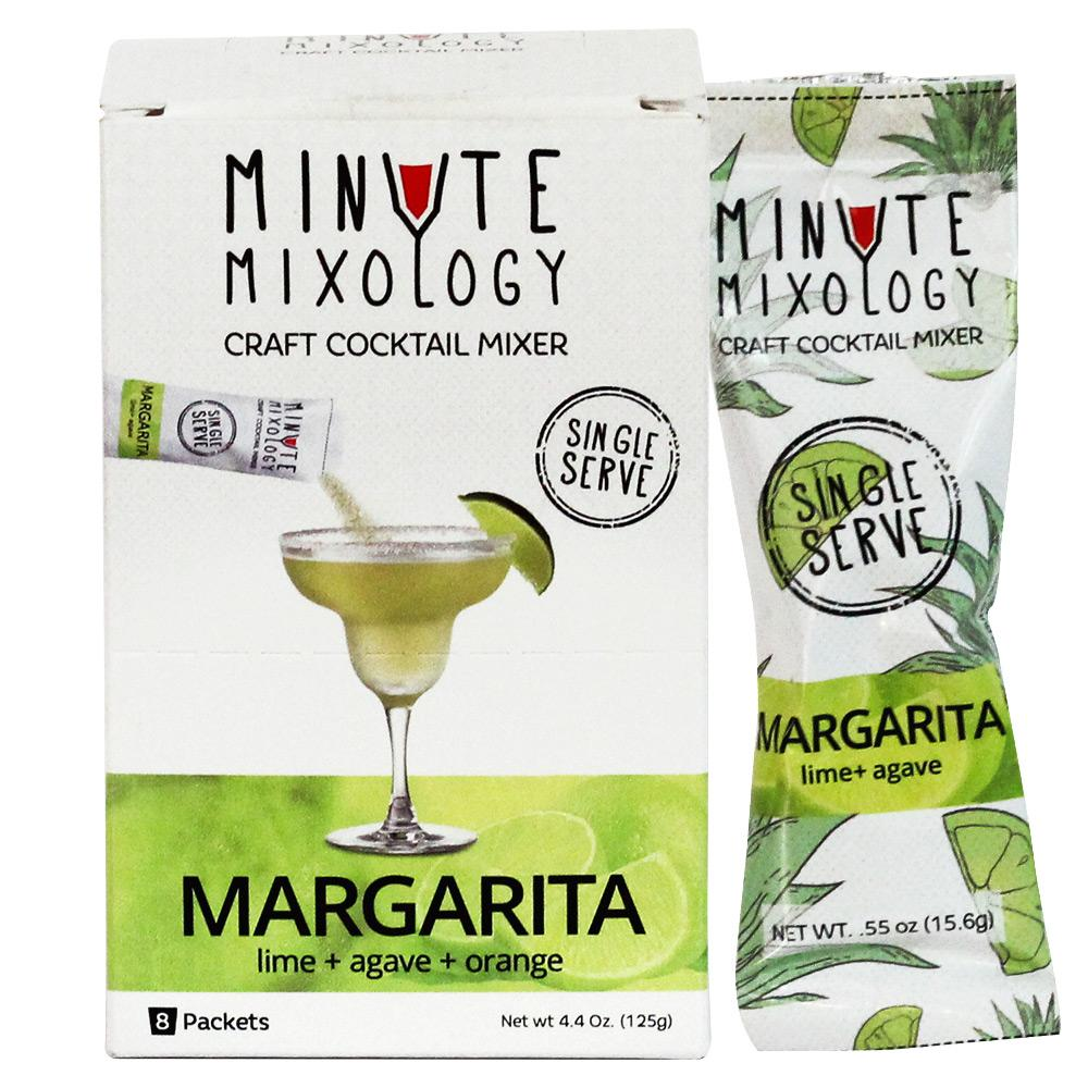 Minute Mixology | Margarita | Single Box (8 packets)