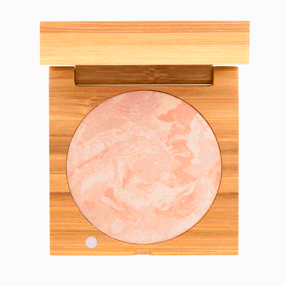 Certified Organic Baked Blush Peach