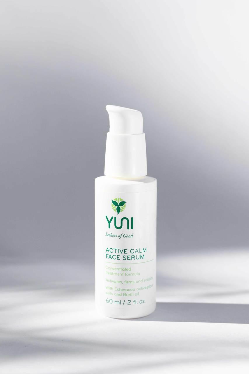 Active Calm Face Serum by YUNI Beauty - Musely