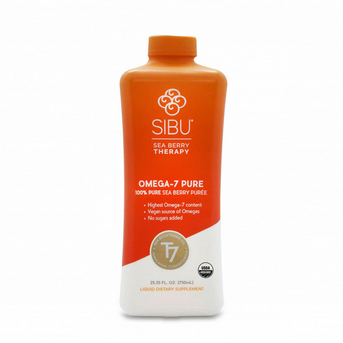 Omega 7 Pure - Sea Buckthorn Supplement