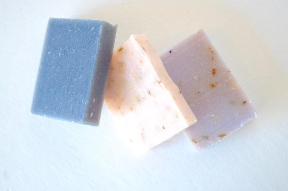 Soap Sample Set of 3