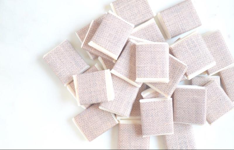 Rustic Wedding Favors 30 Soaps - Natural & Handmade