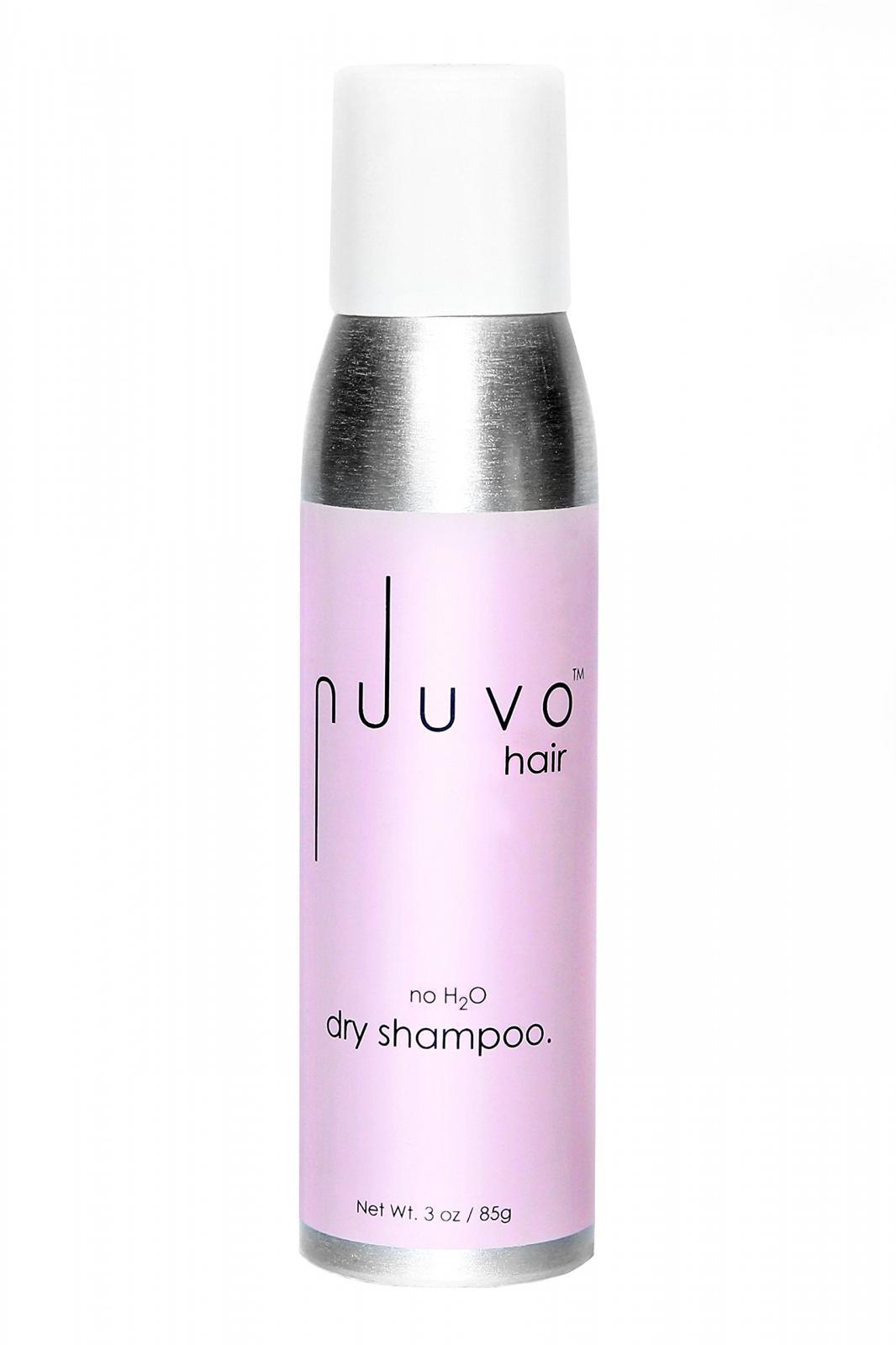 Nuuvo Haircare High Performance No H2O Dry Shampoo - Paraben + Sulfate Free