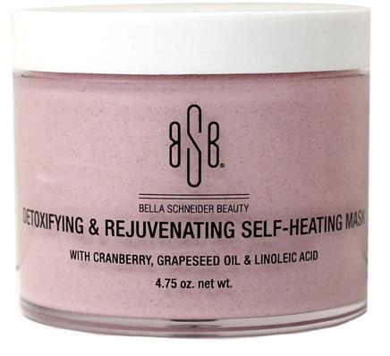 Detoxifying & Rejuvenating Self-Heating Mask